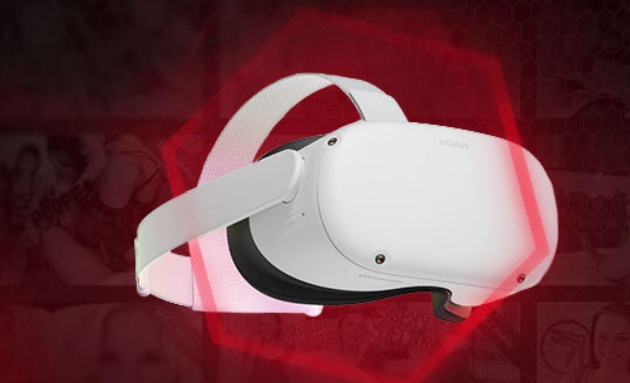 CzehVRFetish Oculus Quest 2